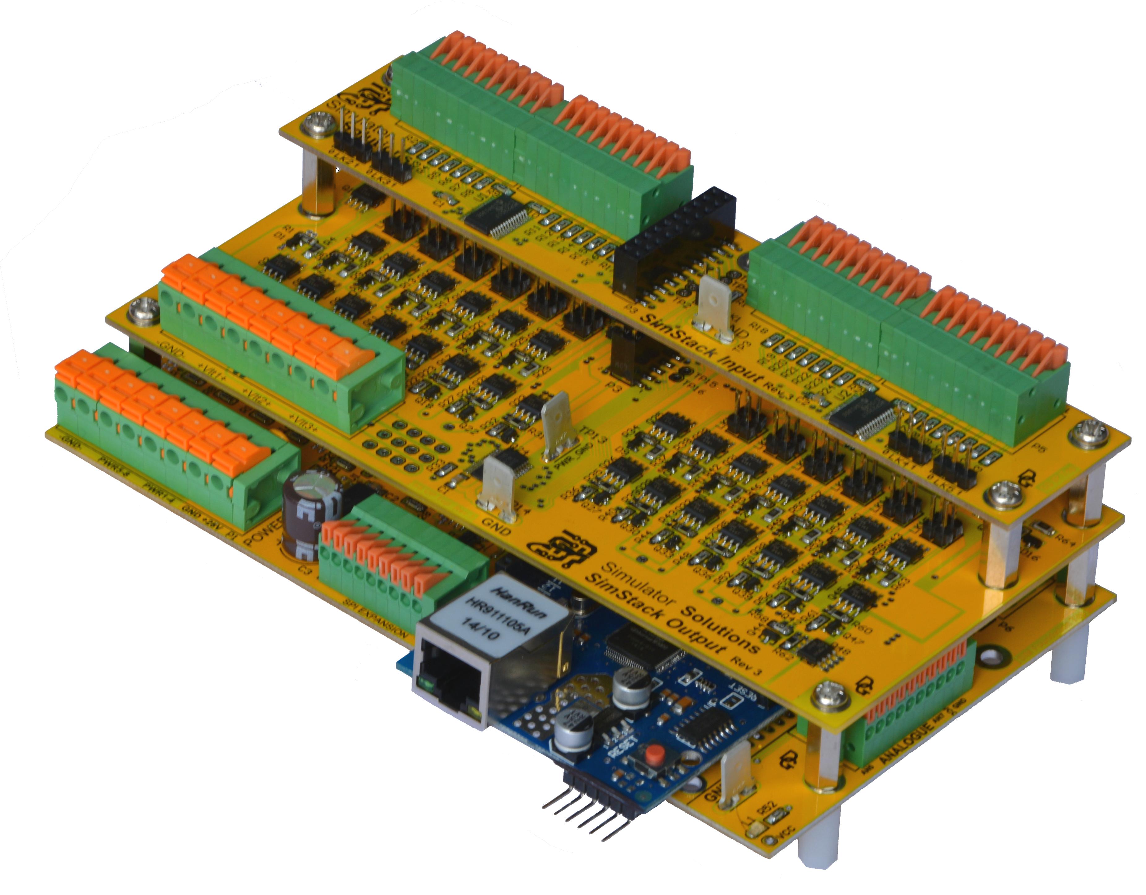 simstack simulator solutions rh simulatorsolutions com au Computer Circuit Board Circuit Board
