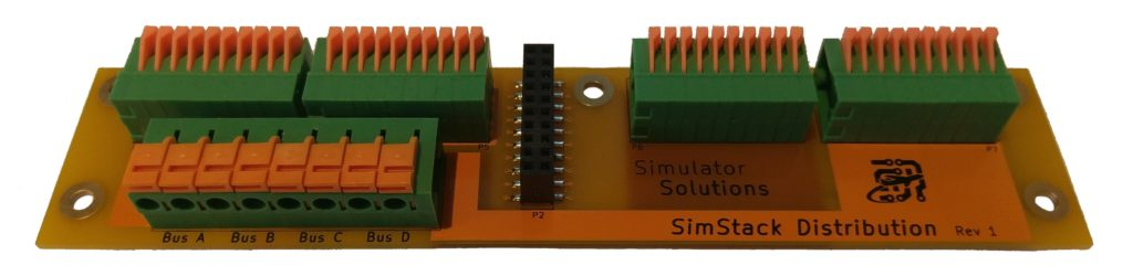 SimStack Distribution Board